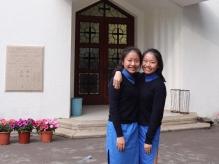 Li Hoi Tung and Li Hoi Yee