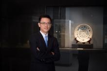 Prof. Josh Yiu, Director, CUHK Art Museum.