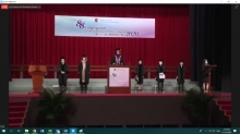 Live Broadcast of CUHK 88th Congregation for the Conferment of Bachelor's and Master's Degrees