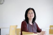 Professor Nathalie Wong