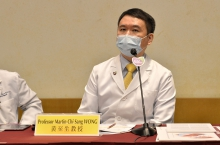 Professor Martin Chi Sang WONG reminds the general public to be more aware of hypertension. He highly recommends people to have regular check ups on blood pressure, which should start at the age of 18 years for at least once every two years.