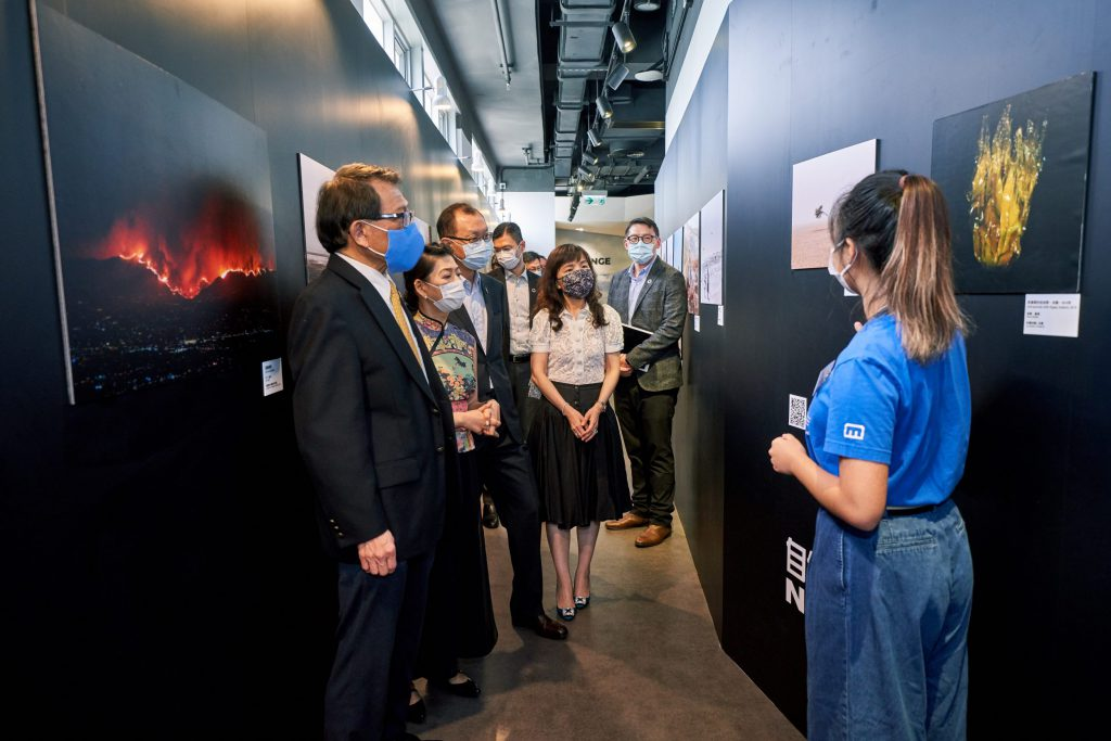 Guided tour of the Decade of Change exhibition