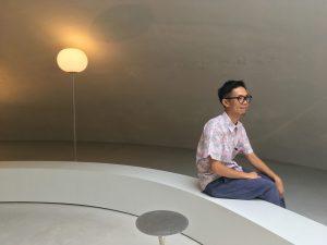 中大文化管理文學士課程助理教授梁學彬擔任主持人。