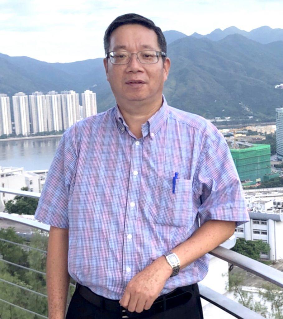 Professor Jianfa SHEN