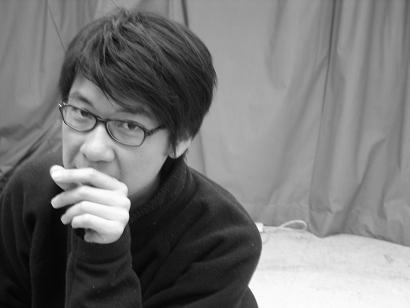 中大藝術系副教授譚偉平。