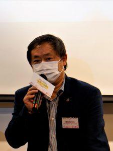 東華三院副主管(社會服務)婁振陽先生鼓勵大眾關懷及支援喪親者。