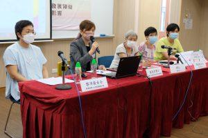崔佳良博士簡介香港區的調查結果。