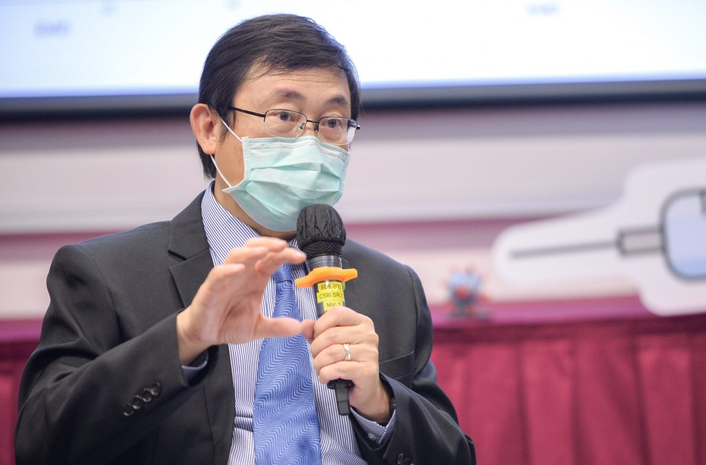 Professor Benny Zee points out that their algorithms can provide a real-time prediction of vaccine effectiveness which may offer practical information for policy-makers to select the optimal product for the local population.