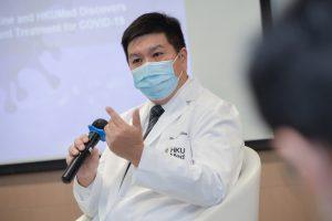 陳志偉博士表示,團隊已經開展動物模型實驗,期望最快半年可以有初步結果。