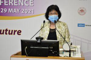 Opening address by Professor Mai-har Sham