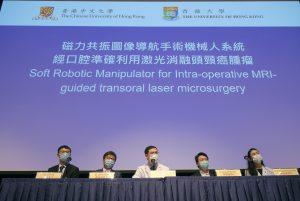 這次開發的軟體機械人系統,是醫生與工程師合作的一個成功例子。