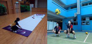 殘疾學童使用不同的適應運動器材提升運動參與及興趣