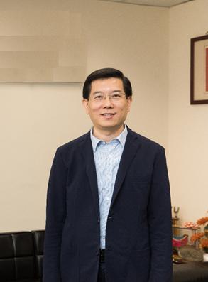 Professor HUANG Bo
