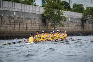 中大划艇隊於一連兩日舉辦的「成龍挑戰盃2021年全港大學賽艇錦標賽」囊括11個獎項,成績斐然。