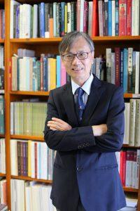 黎志添教授