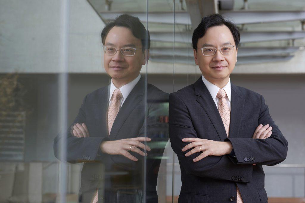 Professor Dennis LO, Associate Dean (Research) of CU Medicine.