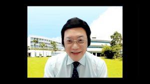 Professor Steven Ngai Sek Yum, Chairperson, Department of Social Work, CUHK