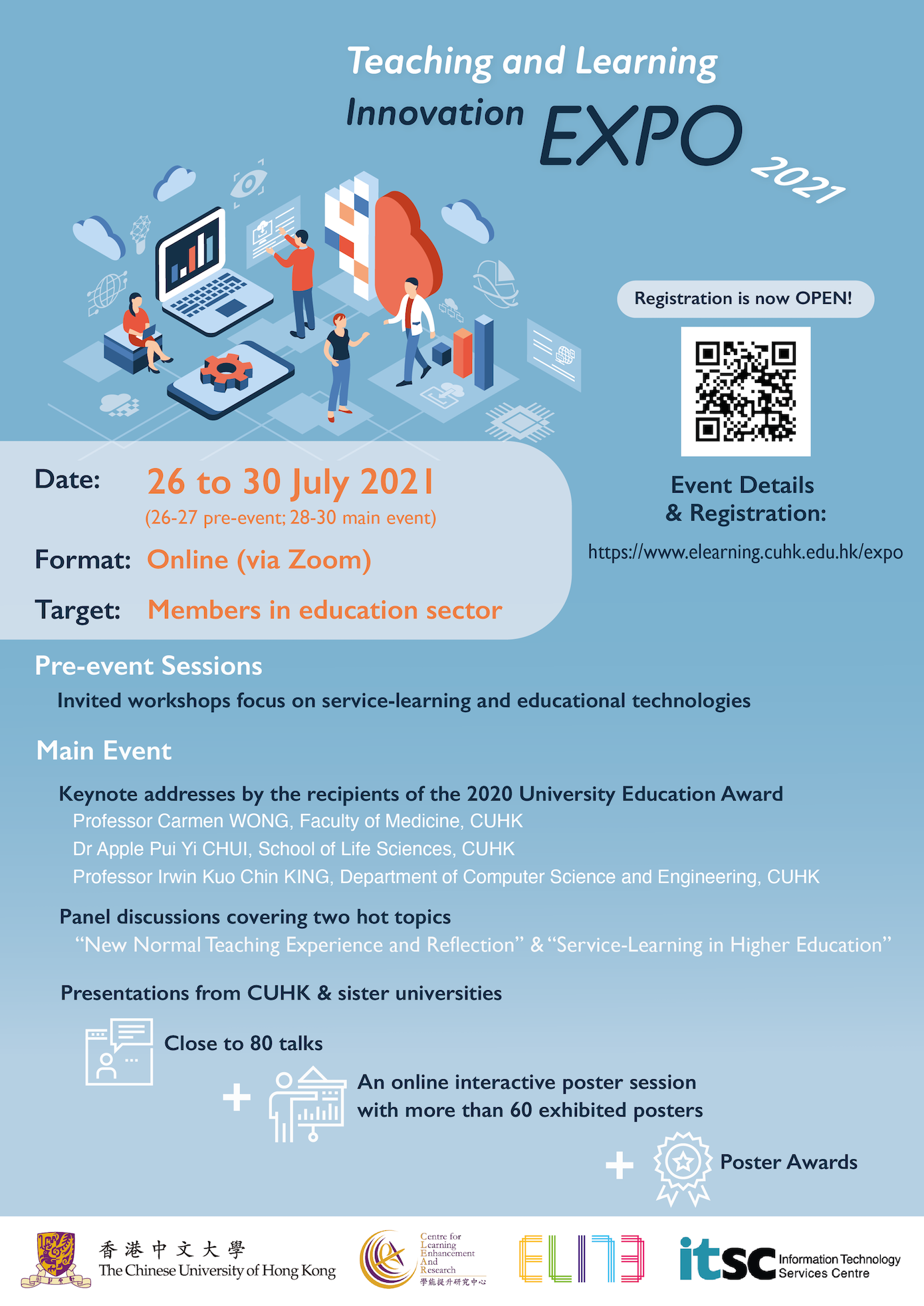 Teaching and Learning Innovation Expo 2021